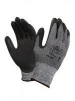 ANSELL-Arbeits-Montage-Handschuhe, Hyflex, 11-651, Grau
