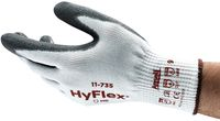 ANSELL-Arbeits-Montage-Handschuhe, Hyflex, 11-735, Weiß/Grau