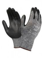 ANSELL-Mechaniker-Mehrzweck-Arbeits-Montage-Handschuhe, Hyflex, Grau/Schwarz