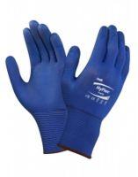 ANSELL-Arbeits-Montage-Handschuhe, Hyflex, 11-818, Blau