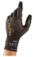 ANSELL-Arbeits-Handschuhe, HYFLEX, 11-931, grau/schwarz