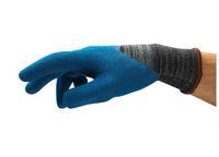ANSELL-Schnittschutz-Arbeits-Handschuhe, Hyflex, 11-947, Blau/Schwarz