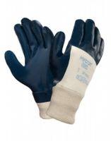 ANSELL-Nitril-Mehrzweck-Arbeits-Handschuhe, Hycron, Blau