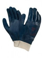 ANSELL-Nitril-Arbeits-Handschuhe, Hylite, 47-402, Blau