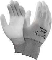 ANSELL-Spezialschutz-Arbeits-Handschuhe, Sensilite, 48-135, Weiss/Grau