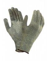 ANSELL-Kevlar-SCHNITTSCHUTZ-Arbeits-Handschuhe, Vantage, 70-750, Gelb/Blau