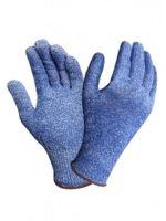 ANSELL-Schnittschutz-Arbeits-Handschuhe, Versatouch. 72-400, Blau