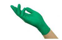 ANSELL-Einweg-Neopren-Einmal-Handschuhe, Microflex, Ungepudert, 73-847, Pkg. Á 100 Stück, grün