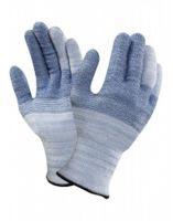 ANSELL-Schnittschutz-Arbeits-Handschuhe, Versatouch. 74-718, Blau