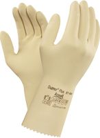 ANSELL-Latex-Arbeits-Handschuhe, Duzmor Plus, 87-600, Natur