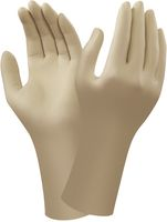 ANSELL-Latex-Arbeits-Handschuhe, Accu Tech, 91-250, Natur