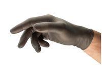 ANSELL-Einweg-Nitril-Einmal-Handschuhe, Touchntuff, 93-250, Pkg. Á 100 Stück, Anthrazit