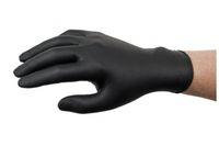 ANSELL-Einweg-Nitril-Einmal-Handschuhe, Microflex, 93-852, Pkg. Á 100 Stück, Schwarz
