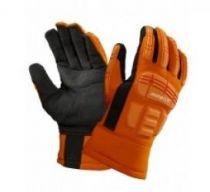 ANSELL-MEHRZWECK-Arbeits-Handschuhe, ActivArmr®, 97-210, orange/schwarz