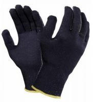ANSELL-TECHCOR-GARN-HANDSCHUHE, Colortext Plus, blau