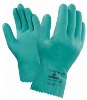 ANSELL-Chemikalien-Schutz-Arbeits-Handschuhe, Flexitril L27, Länge: 270 mm, grün