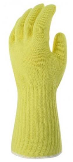 ANSELL-HITZEBESTÄNDIGE Arbeits-Handschuhe, Fireblade  FB1V, Länge: 330 mm, gelb