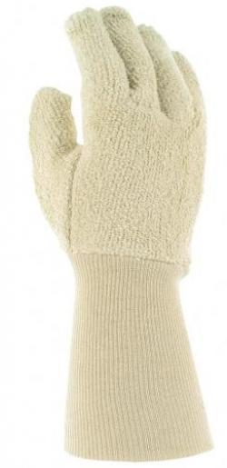 ANSELL-SPEZIALSCHUTZ-Arbeits-Handschuhe, Vulcain 2100 M/V18, natur