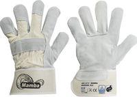 F-STRONGHAND, Rind-Spalt-Leder-Arbeits-Handschuhe, MAMBA
