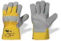 F-STRONGHAND, Rind-Spaltleder-Arbeits-Handschuhe, NAGPUR