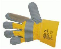 F-STRONGHAND, Rind-Spaltleder-Arbeits-Handschuhe, ORISA