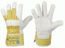 F-STRONGHAND, Rindvoll-Leder-Arbeits-Handschuhe, AGRA