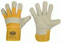 F-STRONGHAND, Leder-Arbeits-Handschuhe, RAM