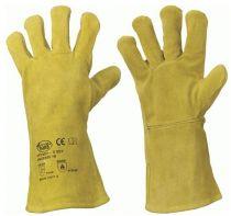 F-STRONGHAND, Rindleder-Arbeits-Handschuhe, S 53/F