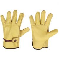 F-STRONGHAND, Nappa-Leder-Arbeits-Handschuhe, OFFIZIER