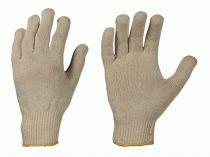 F-STRONGHAND, Strick-Arbeits-Handschuhe, MUTAN, rohweiß