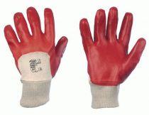 F-MAPA-Professionnel, Vinyl-Arbeits-Handschuhe, TELBLUE 351, blau