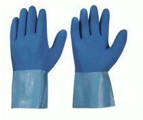 F-SURF, Latex-Arbeits-Handschuhe, MORATUWA, blau