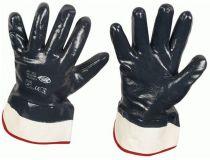 F-STRONGHAND-Nitril-Arbeits-Handschuhe, VOLLSTAR, schwarz