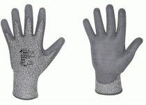 F-STRONGHAND, Feinstrick-Arbeits-Handschuhe, WENZHOU, grau