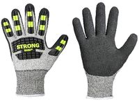 F-STRONGHAND Schnittschutz-Arbeits-Handschuhe, PROTECT MADISON, grau