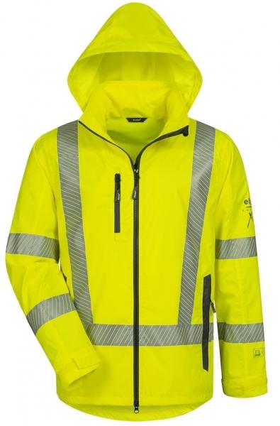 F-ELYSEE-Warnschutz-Regenjacke, *FARLAN*, warngelb