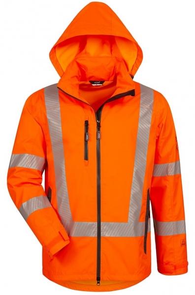 F-ELYSEE-Warnschutz-Regenjacke, *AIDEN*, warnorange