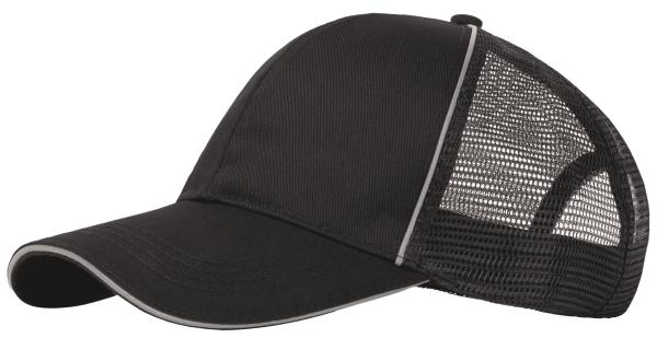 F-Caps, *ATES*, schwarz