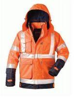 F-ELYSEE-Warn-Schutz, 2 in 1-Arbeits-Berufs-Jacke, PHILIPP, fluoreszierend