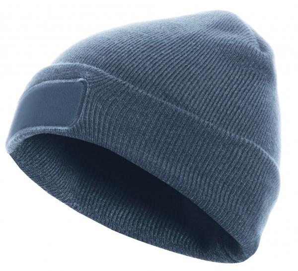 F-ELYSEE-Thinsulate-Mütze, bedruckbar, *MATTI*,grau