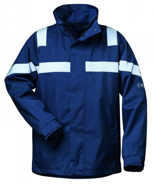F-ELYSEE-Warn-Schutz, Multinorm-3in1 Jacke *AUGUSTIN*, marine