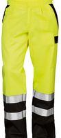 FELDTMANN, Multinorm Warn-Schutz Arbeits-Berufs--Bund-Hose, CHRISTOPH, fluoreszier