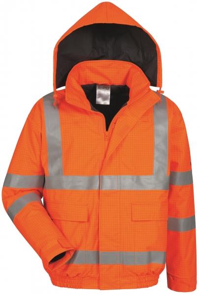 F-Pilotjacke, Multinorm, *EGBERT*, orange