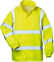 FELDTMANN, Warn-Schutz-Regen-Arbeits-Berufs-Jacke, ONNO, fluoreszierend gelb