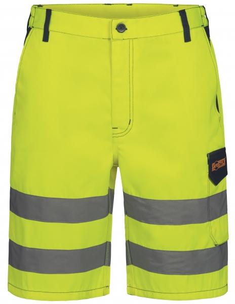 F-Warnschutz-Shorts, *JESSEN*, gelb/marine