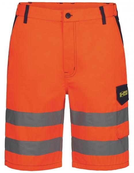 F-Warnschutz-Shorts, *WALSRODE*, orange/marine