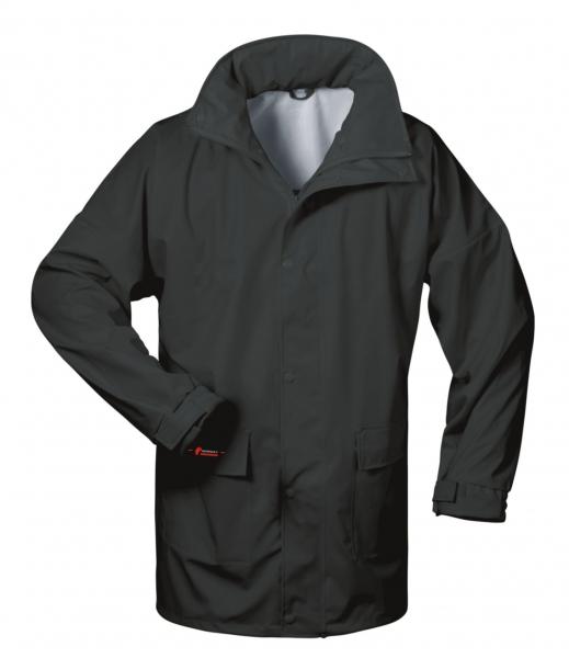 FELDTMANN-NORWAY-PU-Regen-Nässe-Wetter-Jacke, LUND,schwarz