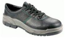 F-S1-BASIC-LINE-Sicherheits-Arbeits-Berufs-Schuhe, Halbschuhe, *STRALSUND*, schwarz
