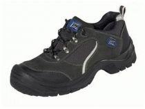 F-S1P-LUCKY-LINE-Sicherheits-Arbeits-Berufs-Schuhe, Halbschuhe, *SAßNITZ*, grau