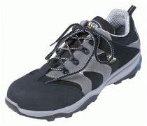 F-S3-SECOR-Sicherheits-Arbeits-Berufs-Schuhe, Halbschuhe, *UDINE*, schwarz/grau abgesetzt